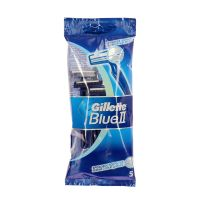 Одноразовый станок «Gillette» Blue II, 5 шт