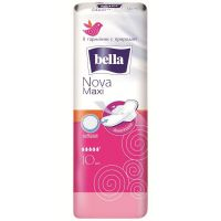 Bella Прокладки Nova Maxi softiplait air 10 шт